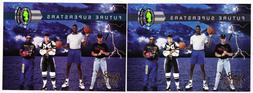 1992 Classic Four Sport Draft Pick Super Bowl Card Show- 2 d