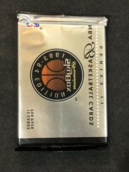 1993-94 Skybox Premium Edition Basketball Series 2 Pack  Sea