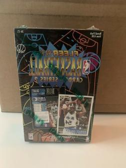 1994-95 Fleer Series 2 Hobby Basketball Box *Factory Sealed*