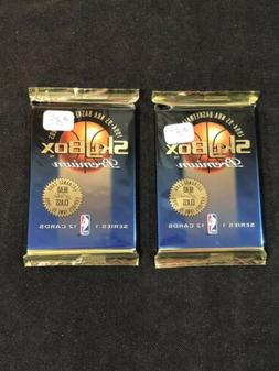 1994-95 Sky Box Premium Basketball Series 1 Pack  Sealed Fro