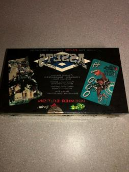 1994 Classic Assets Premier Edition Cards Box of 24 Packs NB