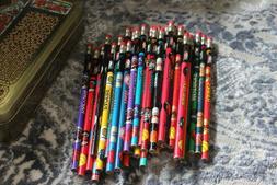 1996 nba team pencils unused free shipping