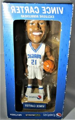 ORLANDO MAGIC #15 Vince Carter, Pepsi SGA Bobblehead, Colle