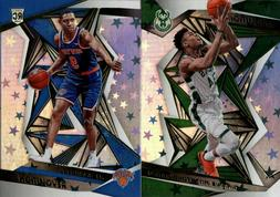 2019-20 PANINI REVOLUTION ASTRO PARALLEL SINGLES w/ ROOKIE R