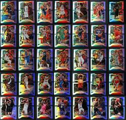 2019-20 Prizm Silver Parallel Basketball Cards Complete Your