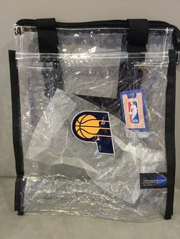 Little Earth Productions 701311-PACR Indiana Pacers Clear Sq