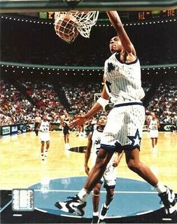 ANFERNEE HARDAWAY 8x10 NBA ACTION PHOTO Orlando Arena MAGIC