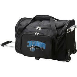 "DENCO ORLANDO MAGIC 22"" 2-WHEELED CARRY-ON DUFFEL"