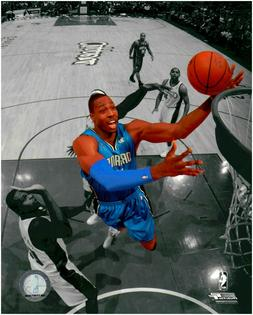 Dwight Howard Orlando Magic LICENSED 8x10 Basketball Photo 2