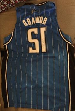 Dwight Howard SIGNED Orlando Magic Jersey Stitched Autograph