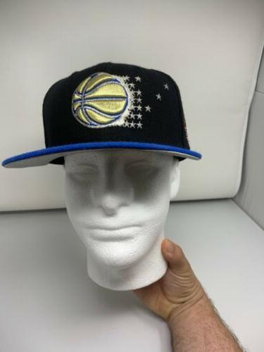 New 59fifty Orlando Magic Sz 1/4 Fitted HWC