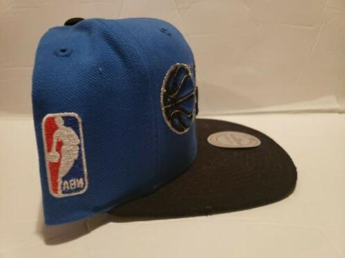 Mitchell & Magic Logo 2 Tone Snapback Cap Hat