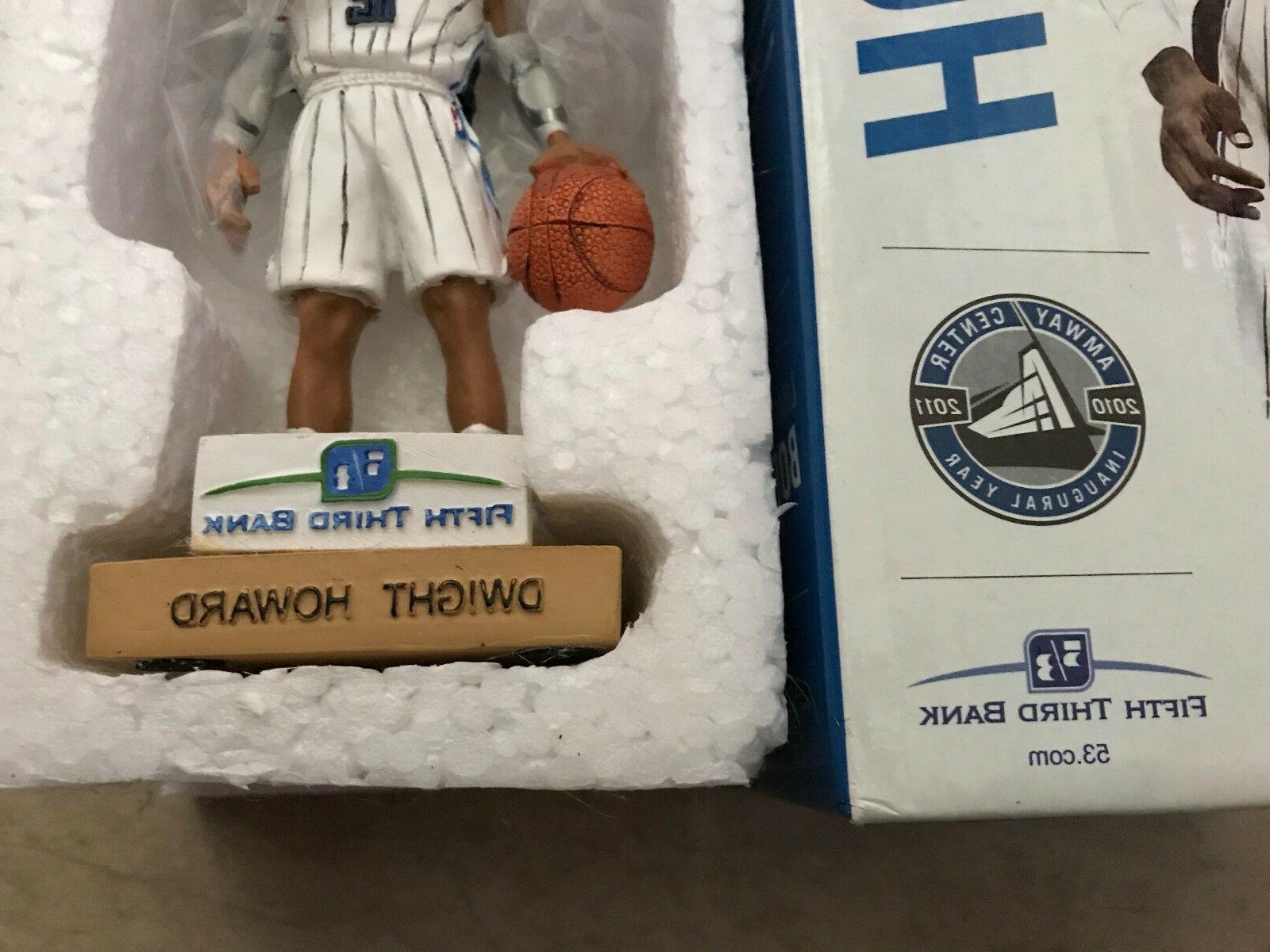 NBA Howard Magic 2010-2011 Bobblehead in box Givaway