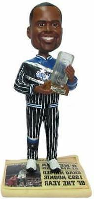 NBA Orlando Magic Oneal S. #32 Roy Trophy Legends Newspaper