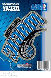 "Orlando Magic 5"" Vinyl Die Cut Decal Sticker Emblem NBA Bask"