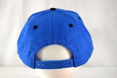 Orlando Blue/Black Baseball Cap