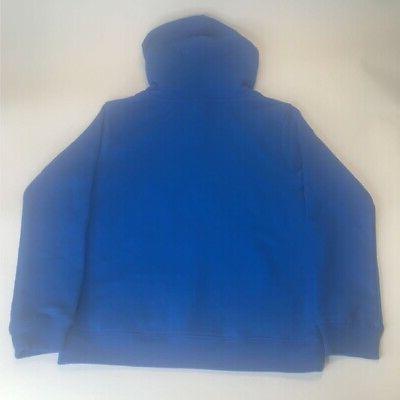 Orlando Boys Hoodie Sleeves Embroidered Sweatshirt S