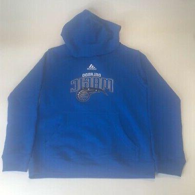 orlando magic boys hoodie blue long sleeves
