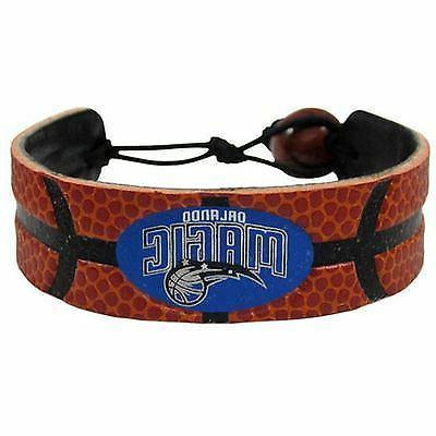 orlando magic classic basketball bracelet nba