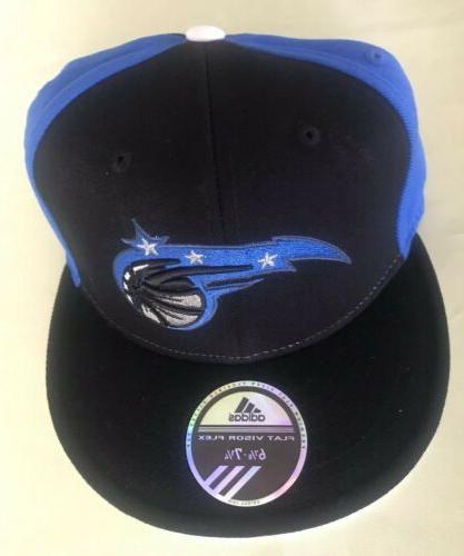 Adidas Visor Flex Authentic Hat 6 7/8-7