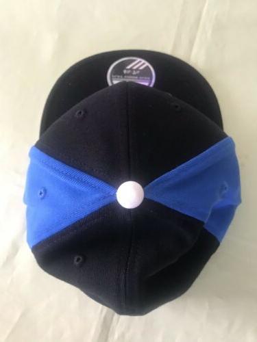 Adidas Visor Flex Hat Blue/BLK 7/8-7