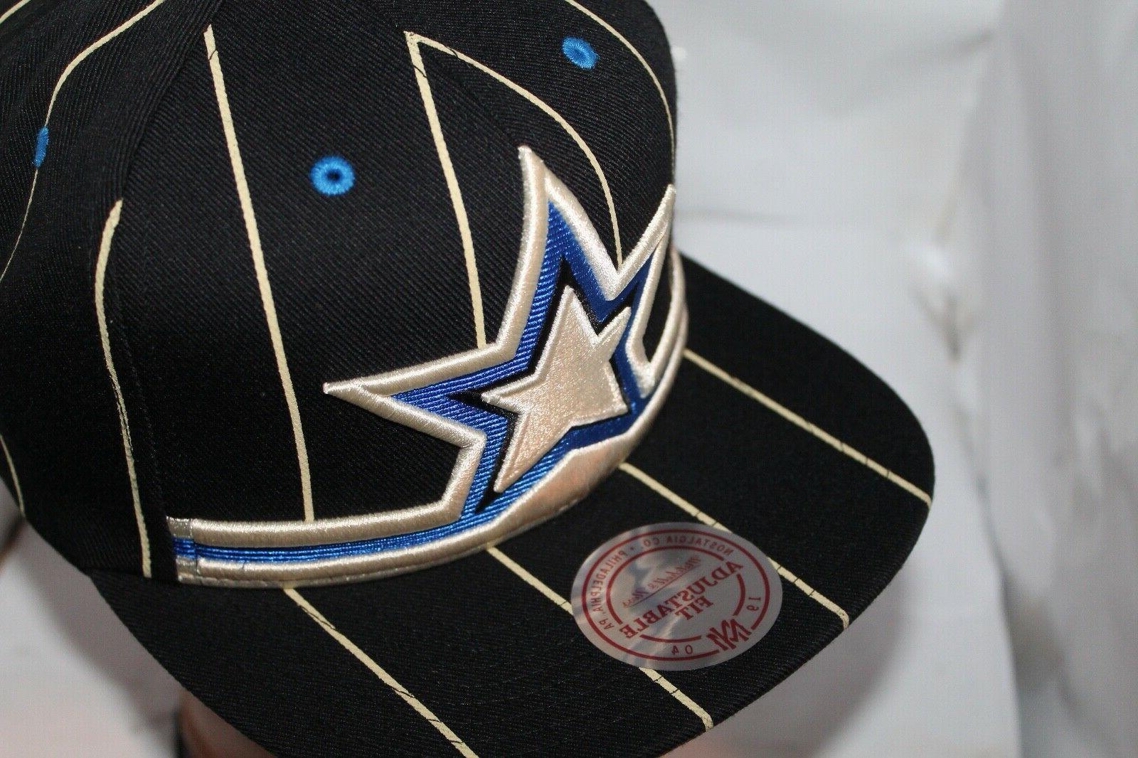 Orlando Magic & Ness Uniform Snapback,Hat,Cap
