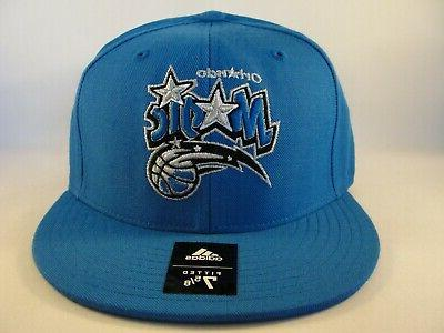 orlando magic nba fitted hat cap size