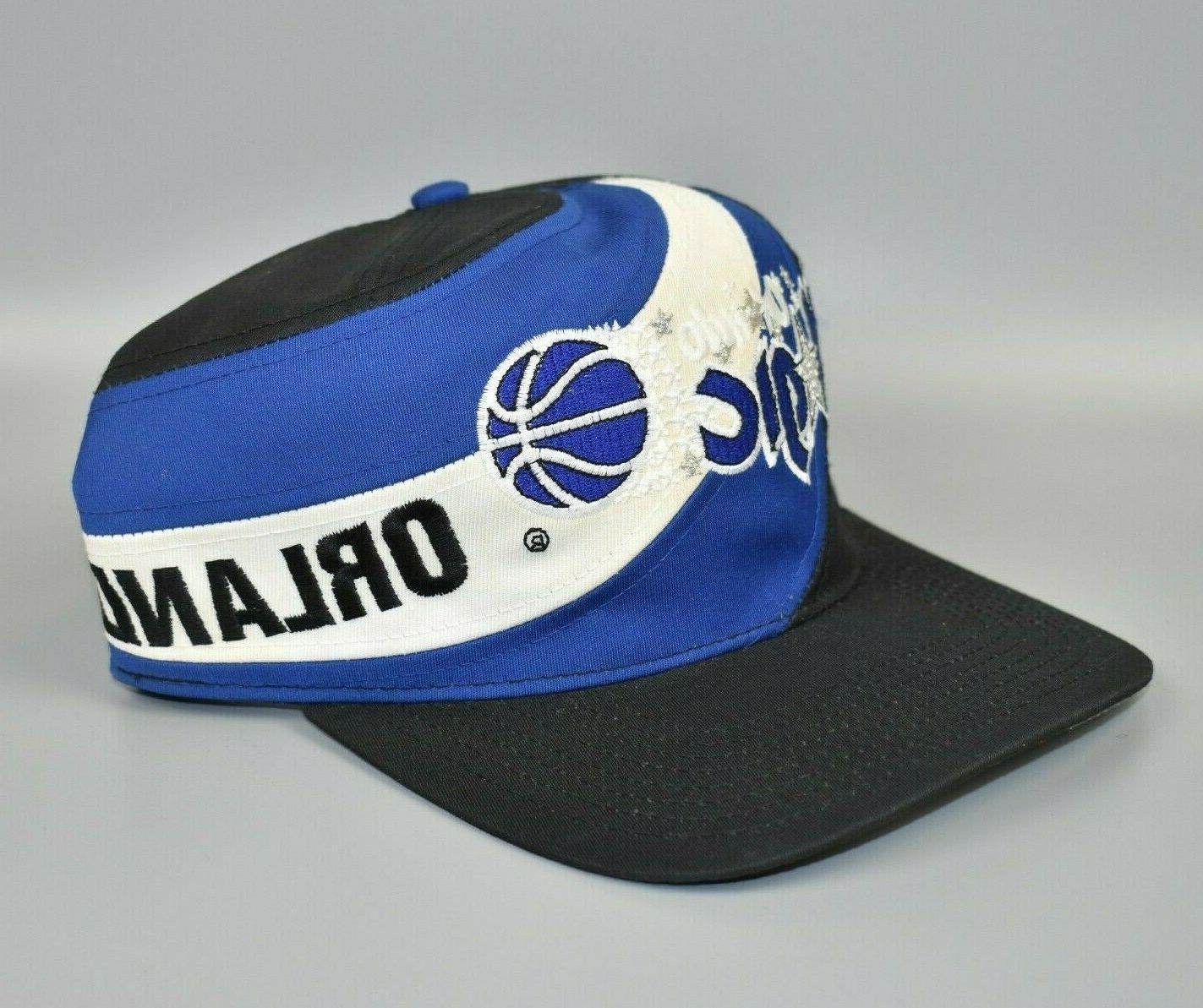 Orlando NBA Twins Enterprise 90's Snapback