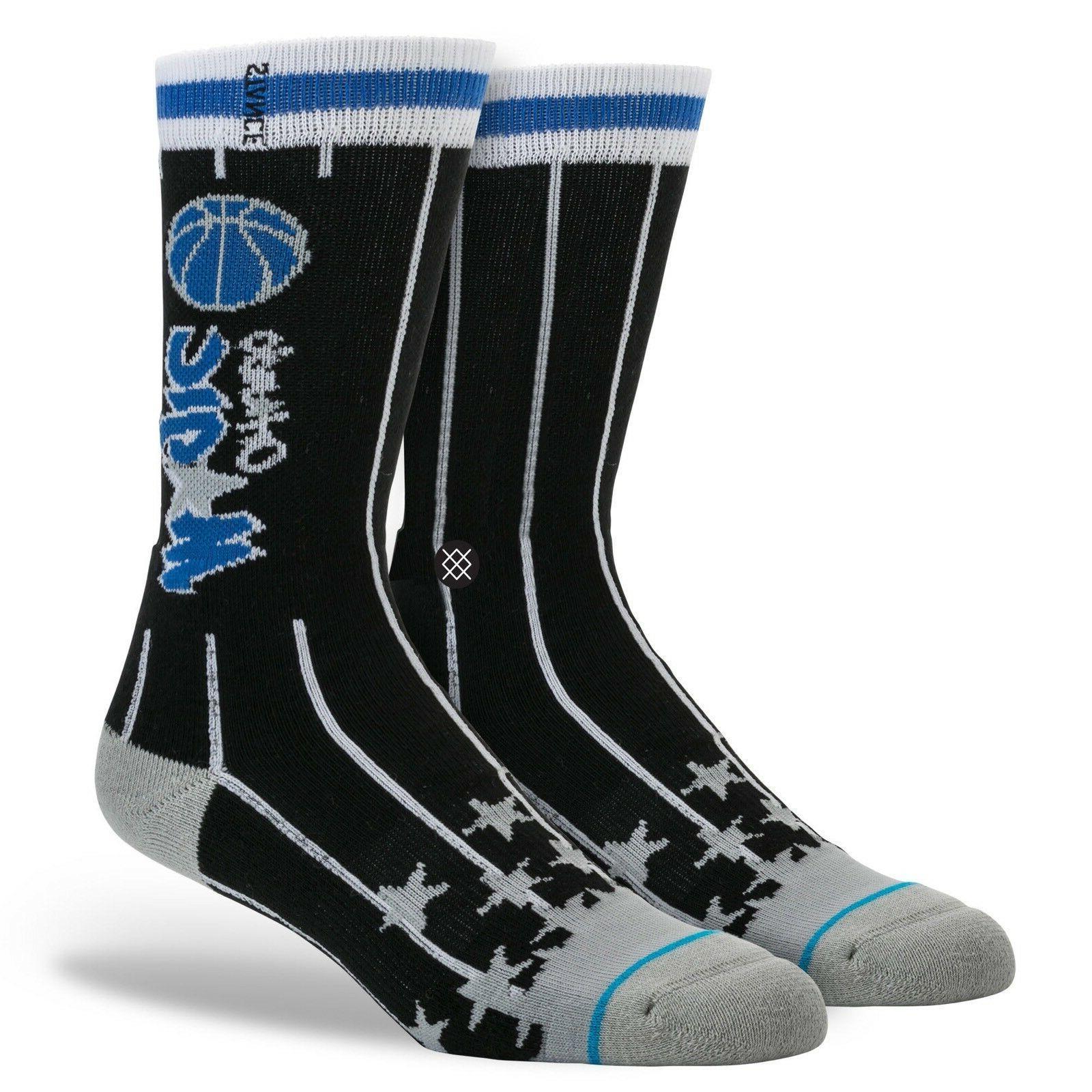 orlando magic socks nba legends edition original