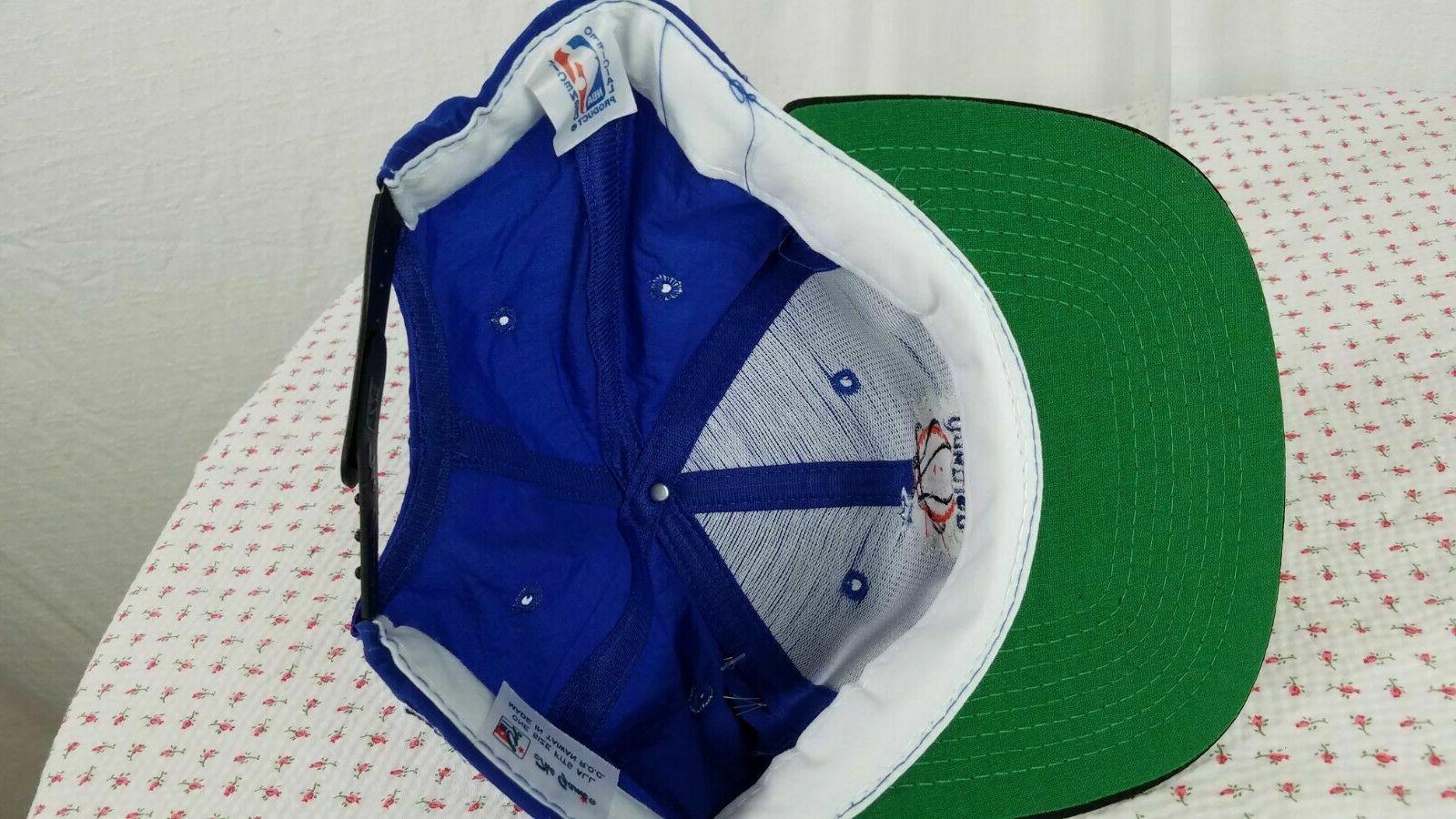 Vintage Orlando Magic NBA Snap Back Hat Cap