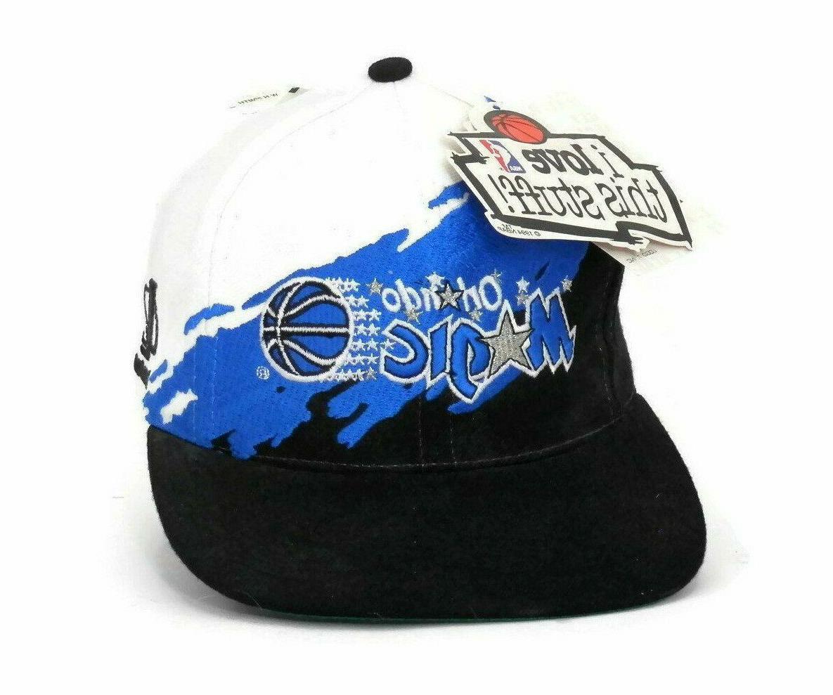 vintage 1994 orlando magic nba baseball cap