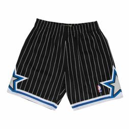 Mens Mitchell & Ness NBA Swingman Shorts Orlando Magic