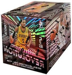 NBA 2015-16 Revolution Trading Card HOBBY Box