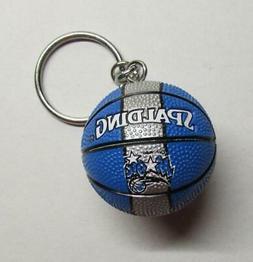 NBA Basketball Orlando MAGIC Spalding Ball KEY CHAIN Ring Ke
