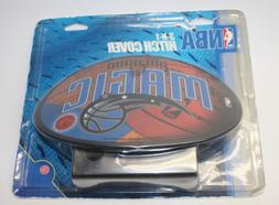 NBA HCD83001 3in1 Orlando Magic Trailer Hitch Cover Auto Emb