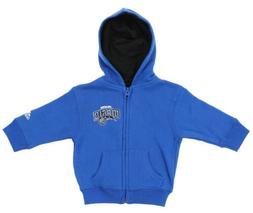 Adidas NBA Infant Orlando Magic Prime Full Zip Hoodie, Blue