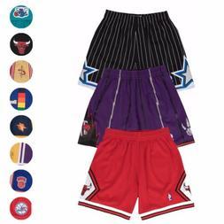 NBA Mitchell & Ness Throwback Soul Swingman Basketball Short