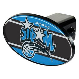 NBA Official Licensed Trailer Hitch Cover, with Team Logo, O