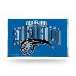 NBA Orlando Magic Banner Flag 3-Foot by 5-Foot