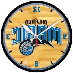 NBA Orlando Magic Chrome Clock