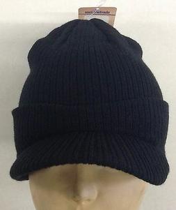 NBA Orlando Magic Adidas Cuffed w/Visor Winter Knit Hat Cap