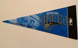 "NBA Orlando Magic Mini Pennant Flag 4""x9"" NEW Basketball Dec"