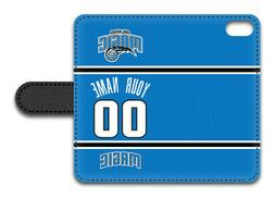 NBA Orlando Magic Personalized Name/Number iPhone iPod Walle