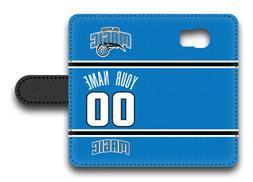 NBA Orlando Magic Personalized Name/Number Samsung Phone Wal
