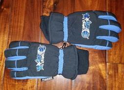 NBA Orlando Magic Thinsulated Ski Gloves Size Medium M NWOT