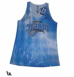 Nba Womens Apparel - Orlando Magic Ladies Nba Adidas Sequine