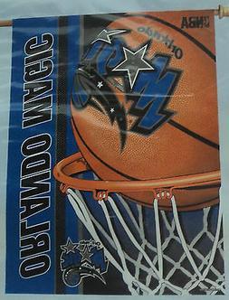 NEW NBA Basketball Team Orlando Magic Vertical House Garden
