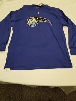 *NEW* NBA Orlando Magic Blue Long Sleeve Shirt Men's Size X-