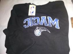 New NBA Orlando Magic Thermal Type Long Sleeve Shirt Black