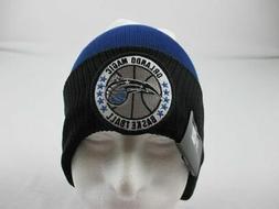 NEW New Era Orlando Magic - Black/Blue Winter Hat Hat